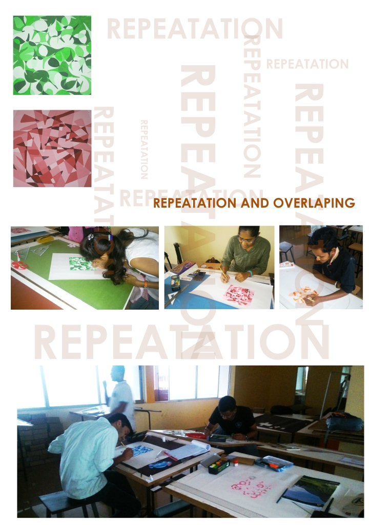 REPEATATION AND OVERLAPING
